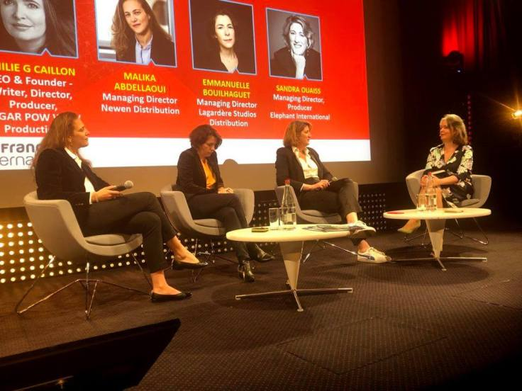 MipTV 2019 - France Country of Honour Animation + Fiction - Moderator 3